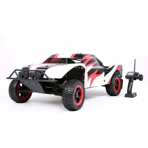 enginediy RC Car Rovan LT320 RC Car 1/5 Scale 4WD Nitro Gas Powered 32cc RTR Off-Road Buggy Truck Vehicle