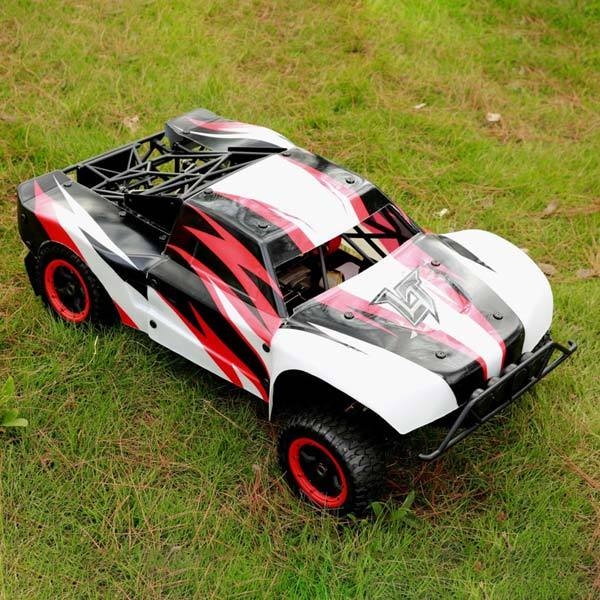 Rovan LT320 RC Car 1/5 Scale 4WD Nitro Gas Powered 32cc RTR Off-Road Buggy Truck Vehicle - enginediy