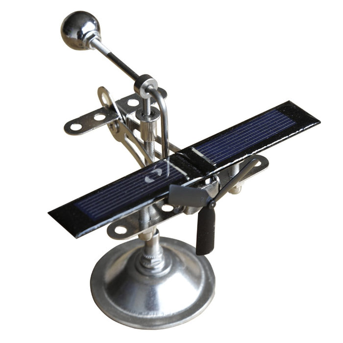 Solar Magnetic Levitation Motor Aircraft Mendocino Motor Science Toy Gift - Enginediy - enginediy
