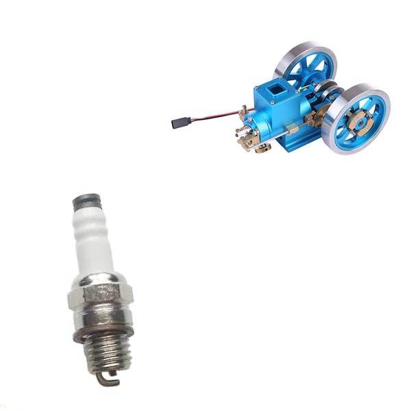 Spark Plug Engine Spare Part for Hit and Miss Engine - enginediy