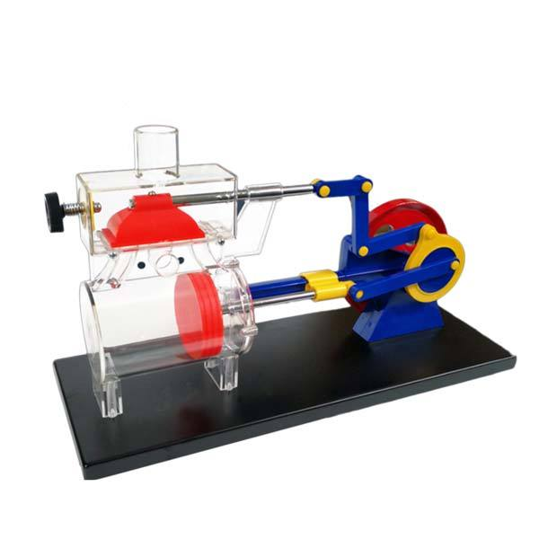 Steam Engine Model Physical Lab Equipment Teaching Tool - enginediy