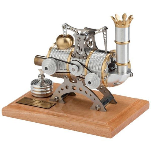 Stirling Engine Kit Unassembled High Precision Mechanism Stirling Engine Model- Enginediy