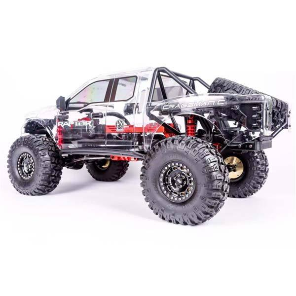 Traction Hobby Cragsman C F150 1/8 2WD/4WD Climbing RC Car Rock Crawler - enginediy
