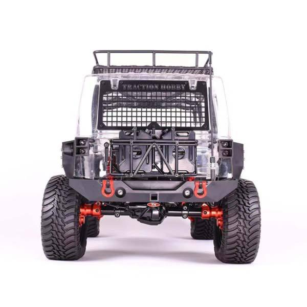 Traction Hobby Founder Ⅱ 1/8 RC Car Rock Crawler - Enginediy - enginediy