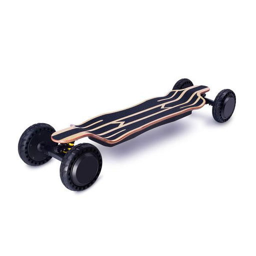 Upgrade Electric Skateboard BRT04 ALL-TERRAIN LONGBOARD Electric Skateboard - enginediy
