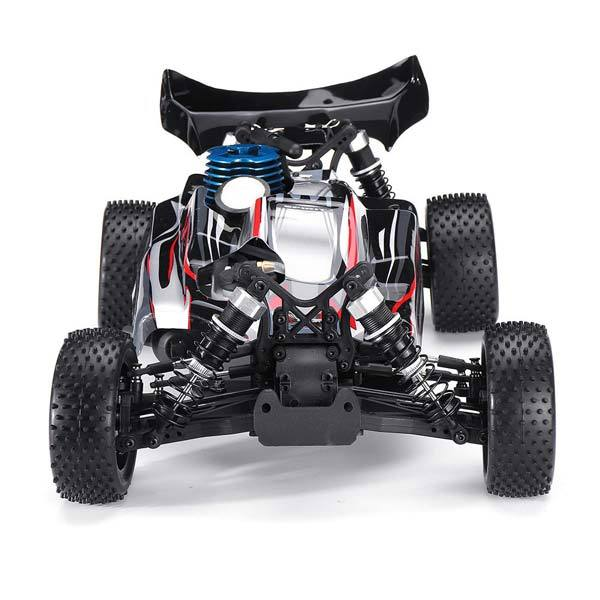 VRX RH1006 RC Car 1/10 2.4G 4WD 75km/h High Speed Force 18 Gas Engine RTR Truck - enginediy