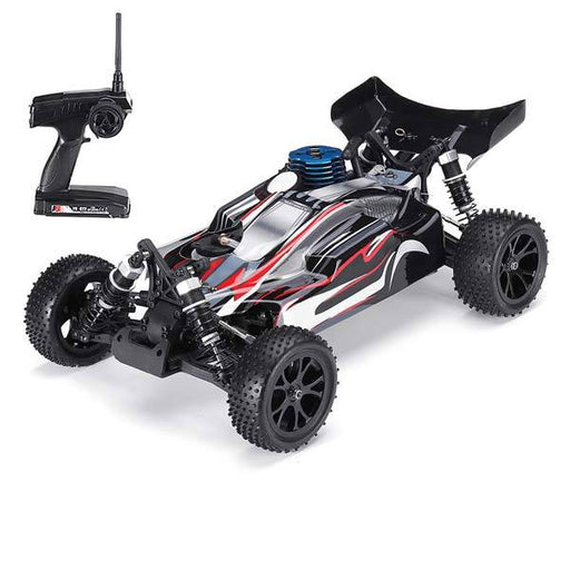 enginediy RC Car VRX RH1006 RC Car 1/10 2.4G 4WD 75km/h High Speed Off-road Gas Engine RTR Truck