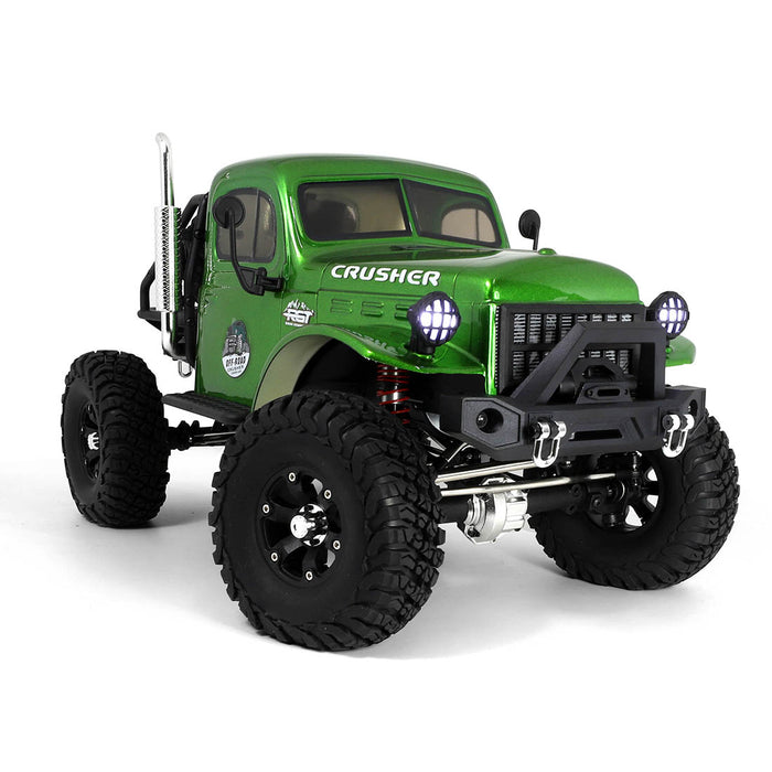 RGT EX86181 CRUSHER 1:10 RTR 4WD Electric All-terrain Climbing Car 2.4G RC Off-road Vehicle