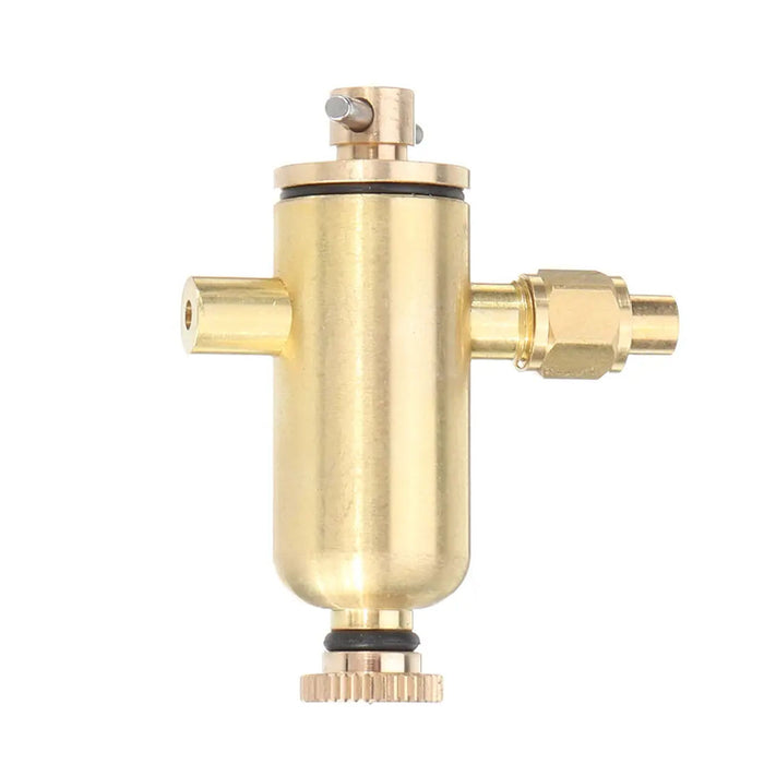 Oil Injector Lubrication Oil Tank for Steam Engine Model