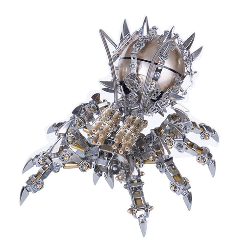 3D Puzzle Model Kit Mechanical Tarantula Scorpion Model DIY Bluetooth Speaker - enginediy