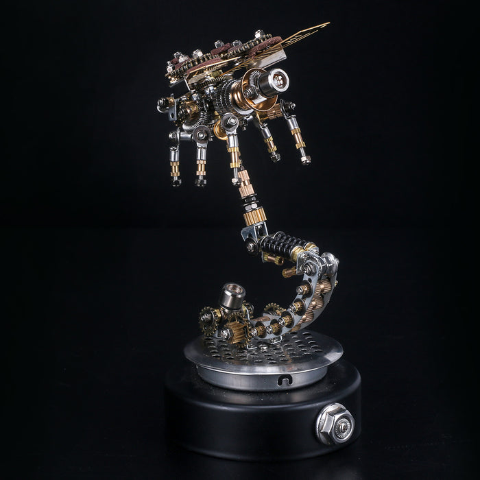 3D Puzzle Model Kit Mechanical Firefly with Holder