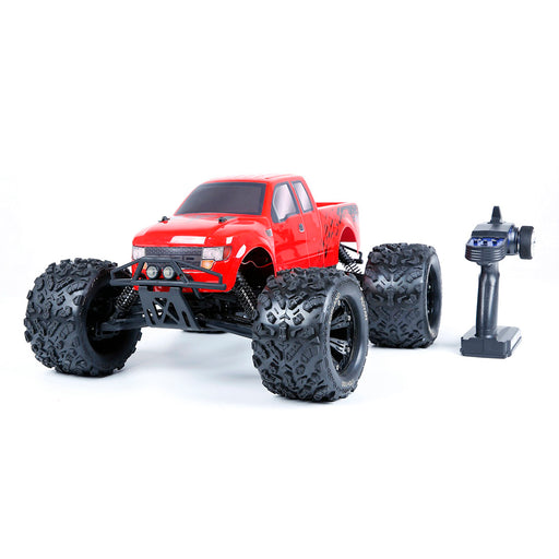 Rovan TORLAND EV4 1/8 4WD 2.4G High Speed RC Brushless Pickup Truck Model Car - enginediy