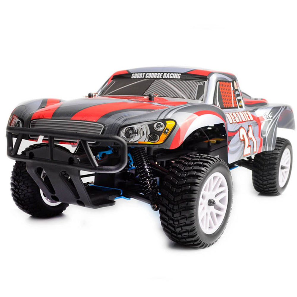 HSP 94155 RC Car 1/10 Scale 4WD Nitro Gas Powered Off-Road Buggy Truck Vehicle