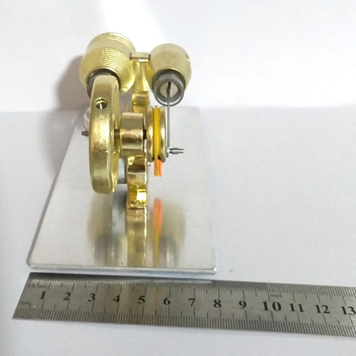 Stirling Engine Model with Electric Generator Engine DIY Science Toy Enginediy - enginediy