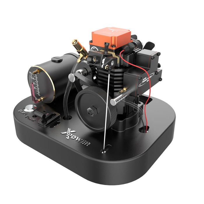 Toyan Engine FS-S100 4 Stroke RC Engine Kit Set with Toyan Base (All Start Kit Included)