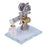 Miniature Stirling Engine Model Balance Stirling Engine Kit Science Toy Enginediy