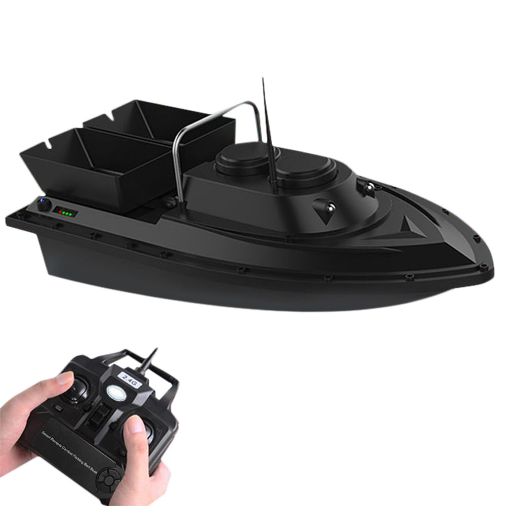2.4G 500M RC Electric Boat with Dual Motors - enginediy