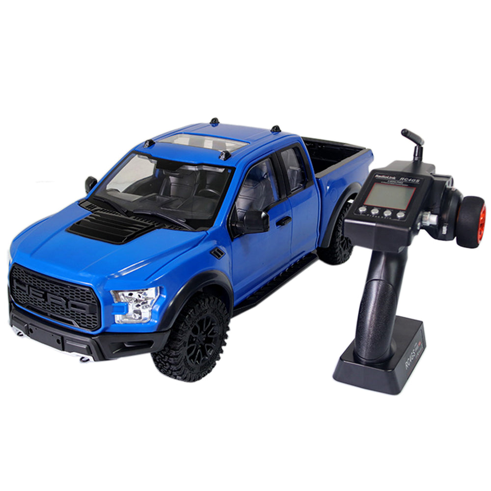 1/10 4WD RC Electric Car Simulation Pickup Truck Mini Car Collection-JDMODEL JDM-150 RTR Version