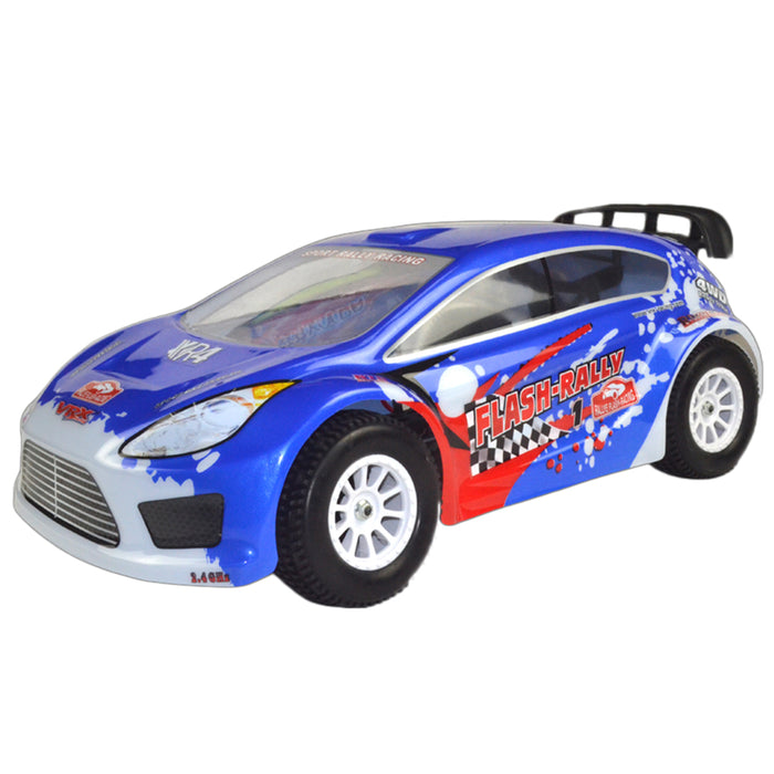 VRX RH1028 1/10 Scale 4WD Brushless RTR Off-road Rally High Speed 2.4GHz RC Car with 45A ESC, 3650 Motor - enginediy