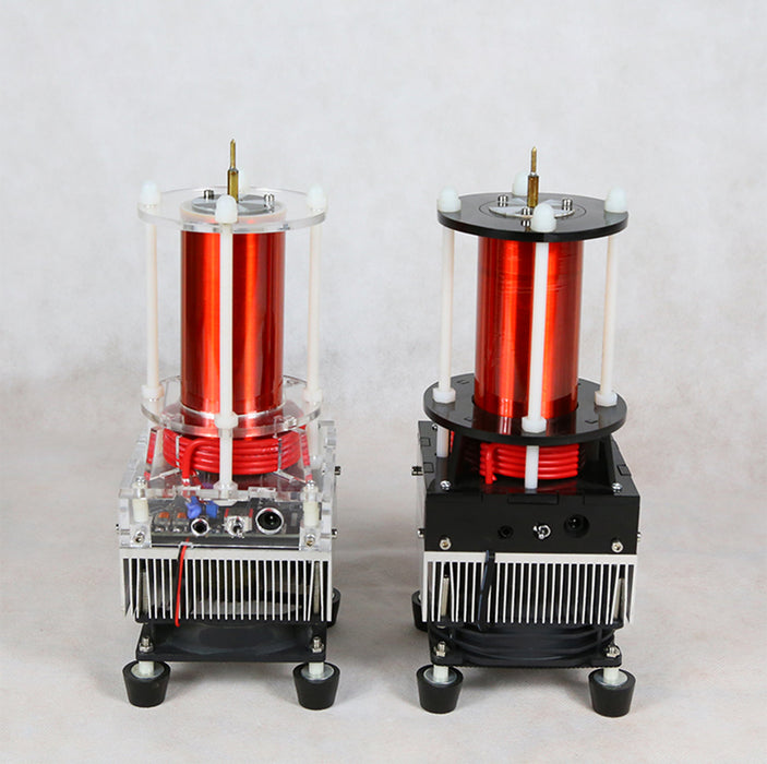 STARK Single Tube Self-excited Tesla Coil Teaching Model High-tech Toy - enginediy