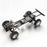 TFL C1704 1/10 Climbing Car Frame Metal Car Frame with Car Shell - KIT Version - enginediy