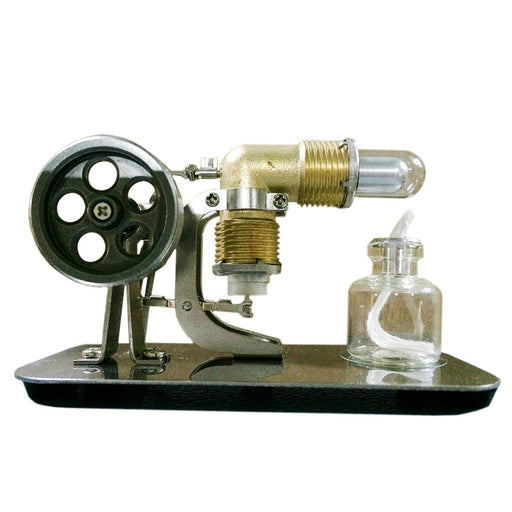 enginediy Single Cylinder Stirling Engine Stirling Engine Model Rocker Mechanism Engine Toy Enginediy