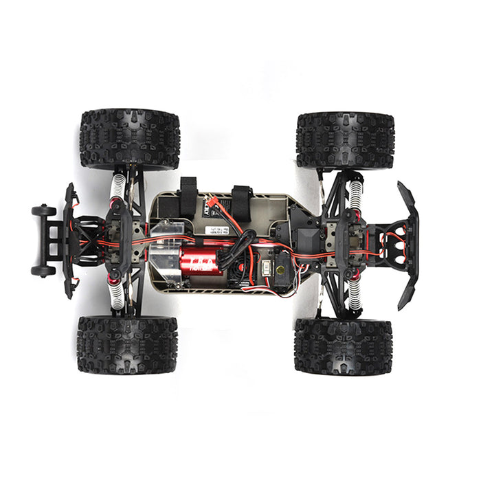 FS Racing 53692-FD RC Car 1:10 2.4G Wireless Electric Brushless Vehicle RC High Speed RC Monster Truck Model - RTR - enginediy