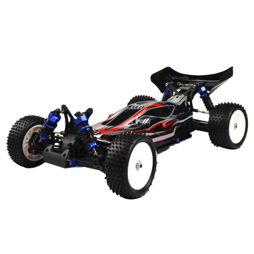 VRX RH1017PR 1/10 Scale 4WD Brushless Off-road Vehicle High Speed 2.4G RC Car with 60A ESC and 3650 Motor - RTR Version - enginediy