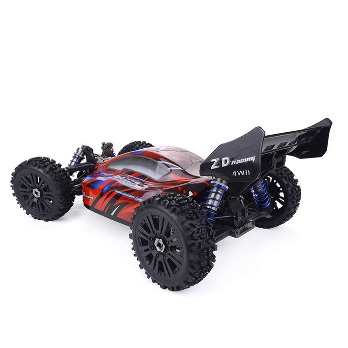 ZD Racing Pirates3 BX-8E 1/8 4WD 90km/H High Speed Racing RC Car Electric Off-road Vehicle - RTR Version - enginediy