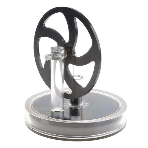 enginediy Low Temperature Stirling Engine Stirling Engine Kit Low Temperature Differential Stirling Engine with Aluminium Alloy Base