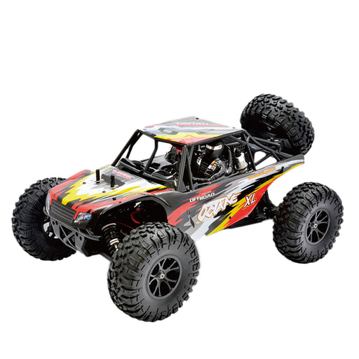 VRX RH1045 1/10 Scale 4WD Brushless Desert Truck High Speed 2.4G RC Car with 45A ESC and 3650 Motor - R0225 - enginediy