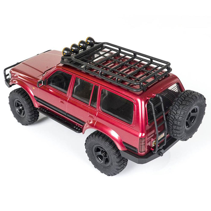 ROCHOBBY RC Car 1:18 2.4G KATANA Waterproof Crawler Remote Control Car Off Road Vehicle Model RTR Toys