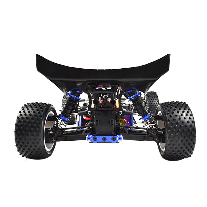 VRX RH1017PR 1/10 Scale 4WD Brushless Off-road Vehicle High Speed 2.4G RC Car with 60A ESC and 3650 Motor - RTR Version
