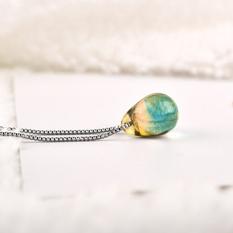 Drop of Sea Necklace