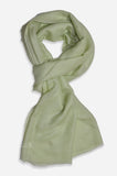 Mint Green Cashmere Scarf