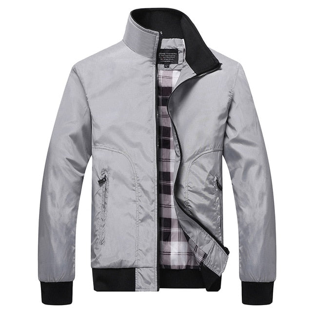 SLIM WINDBREAKER V2™ - Comfortabel luchtdoorlatend en winddicht jack voor de herfst