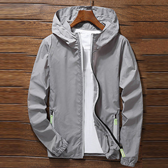 ZIP WINDBREAKER™ - Comfortabel luchtdoorlatend en winddicht jack voor de herfst