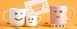 CELEBRATING BOSS DAY