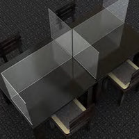 4-Way Table Dividers