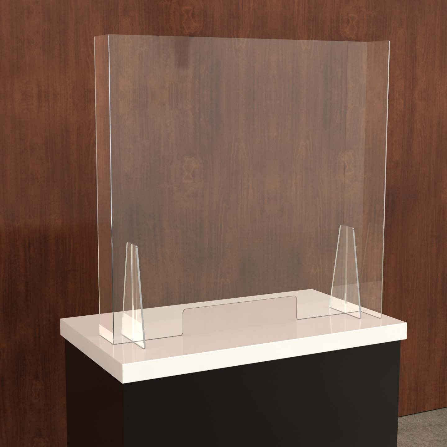 Counter Shields | Reception Desk Shields