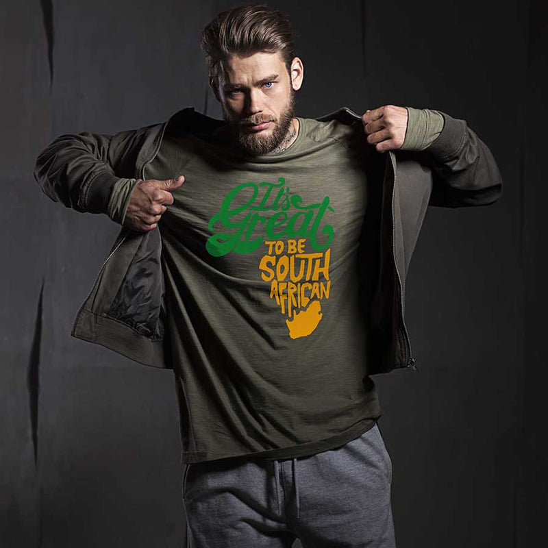 Great To Be South African T-Shirt