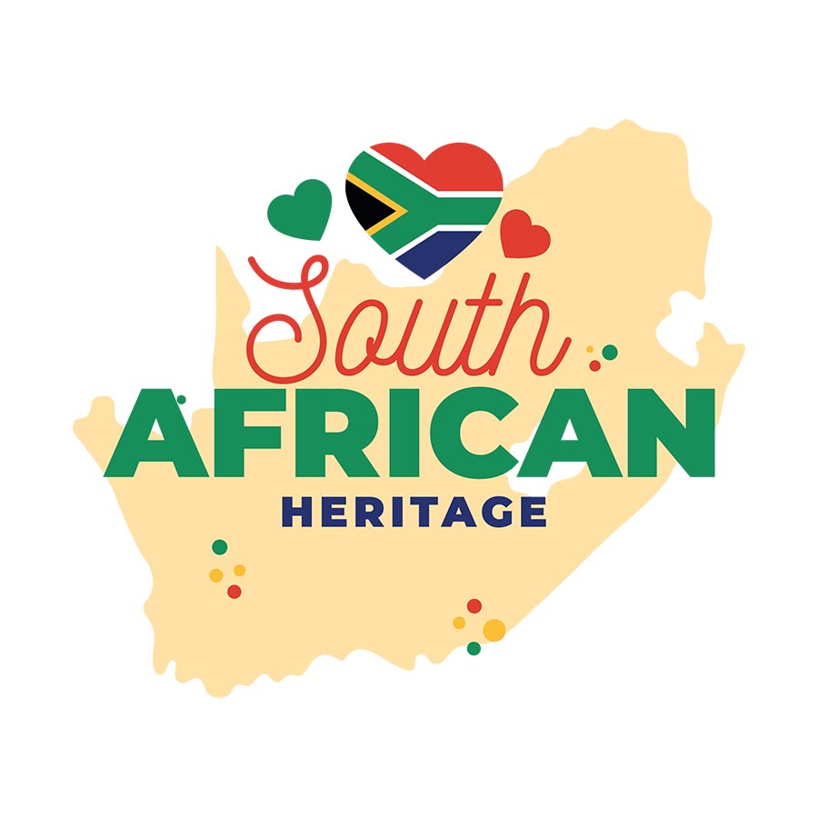 Love South African Heritage T-Shirt