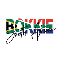 Bokkie South African T-Shirt