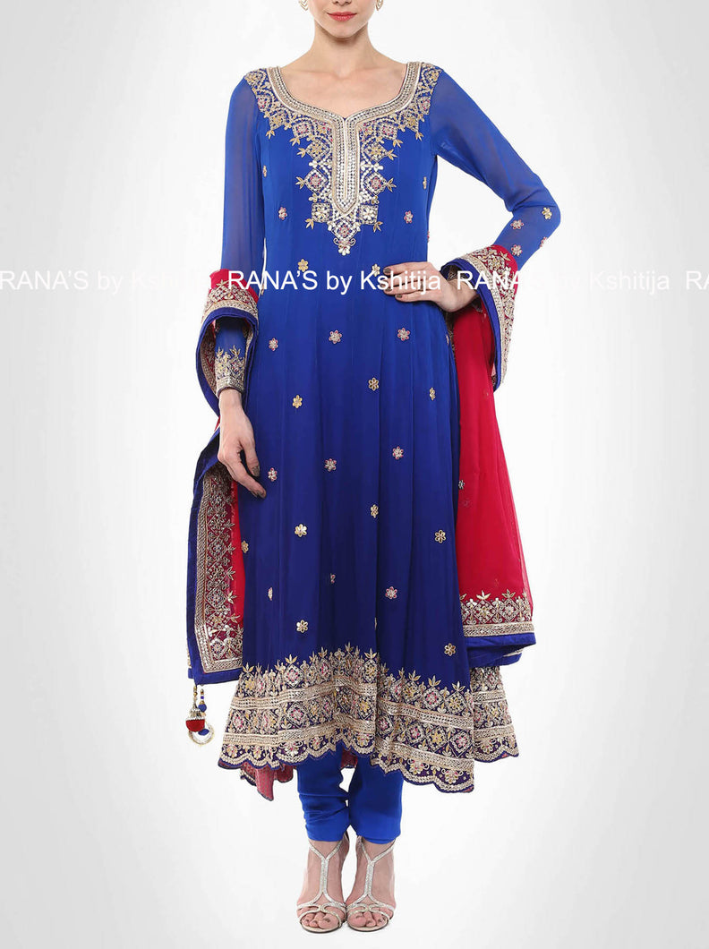 ranas-by-kshitija-beautiful-blue-kalidar-zardozi-suit