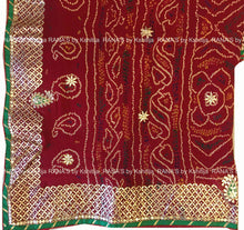 ranas-by-kshitija-fine-gota-patti-work-red-bandhej-saree