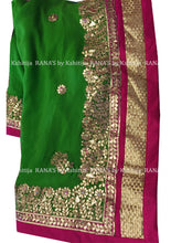 ranas-by-kshitija-green-fine-gota-handworked-saree