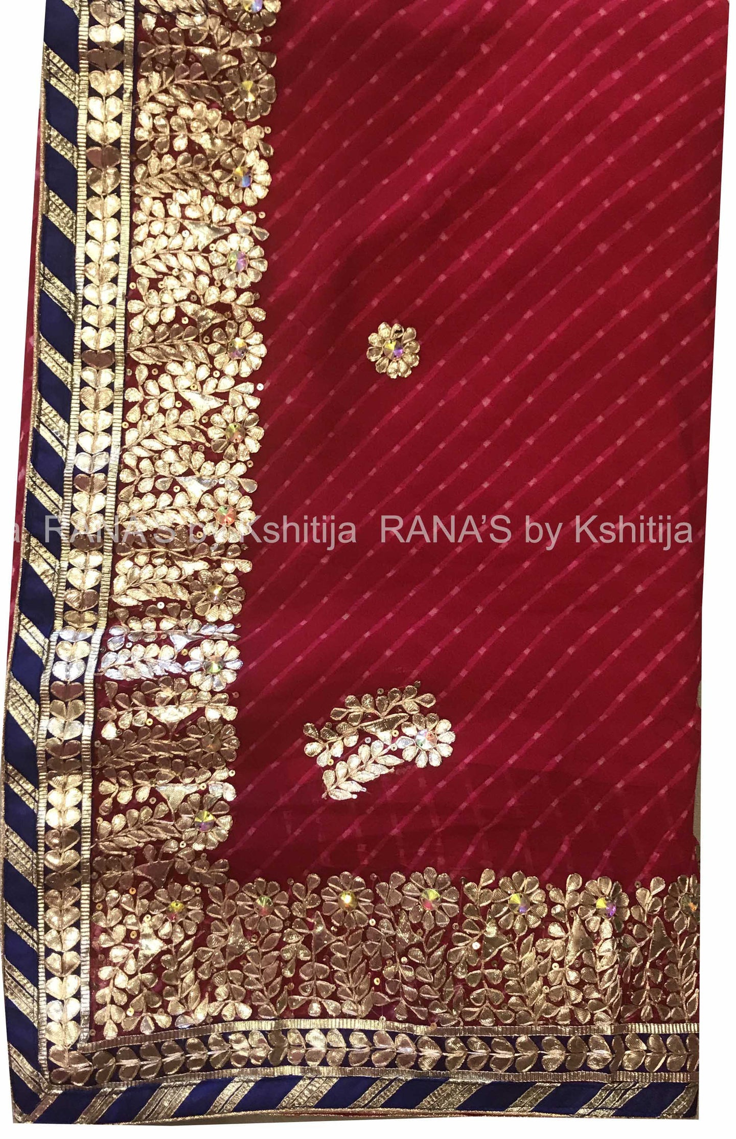 ranas-by-kshitija-pink-leheriya-saree-with-rich-gota-work