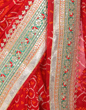 ranas-by-kshitija-beautiful-broad-border-bandhej-saree