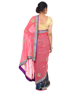 ranas-by-kshitija-half-half-style-blue-and-pink-saree