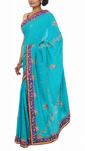 ranas-by-kshitija-blue-pure-crepe-zardozi-handworked-saree